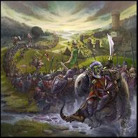 illus. Miguel Coïmbra (Battlelore, (c)Days of wonder)