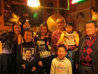 2011/12/21 at ざぶざぶ