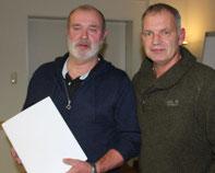 Dieter Duchow und Oliver Günther