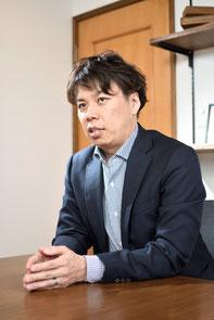 満室プロジェクト株式会社 代表 上田正人さん