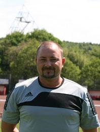 Gab sein BRK-Debüt: Michel Ertl.