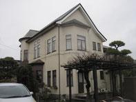 鎌倉らしさのポイントでもある「かいひん荘」