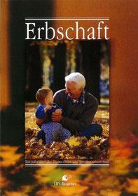 "Titelseite LBV-Ratgeber ""Erbschaft"""