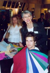 Sonja Thieme Farbanalyse & Farbberatung mit Farbtüchern