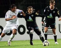 Μόνος δεύτερος ο ΠΑΟΚ 1-0 τη Λάρισα