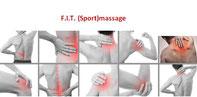 F.I.T. sportmassage, massage, F.I.T. Sportbalsem, F.I.T. Massageolie, blessures, snel herstellend, pijnverlichting, FITbalsem, FIT Sportbalsem, FIT (Sport)massage