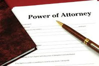 Sample power of attorney POA