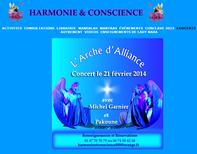 Concert Harmonie et Conscience 21 février 2014