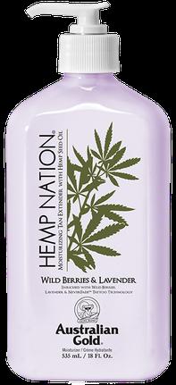 Australian Gold Hemp Nationtm Wild Berries & Lavender