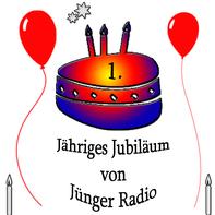 1. Jähriges Jubiläum von Jünger Radio