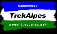 Logo trekalpes