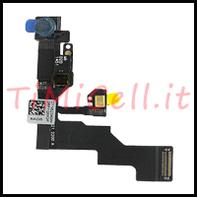 Riparazione sensore di prossimità , fotocamera anteriore e microfono per iPhone 6S PLus a Bari