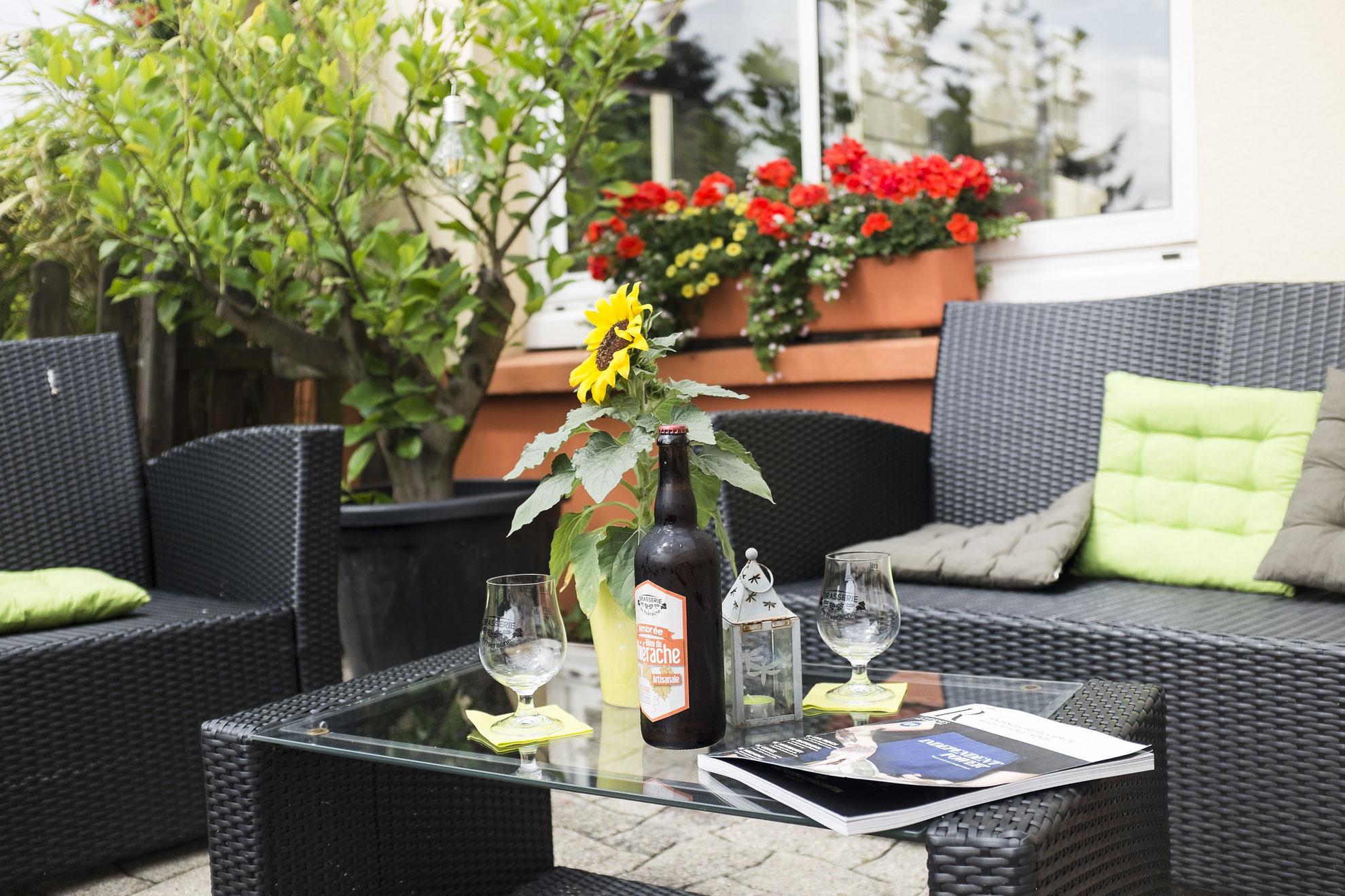 Plan du site hotel restaurant la paix 02170 for Restaurant le jardin 02