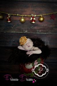 Krawatte Fliege Haarband Stirnband Kopfband Neugeborenen Outfit Weihnachten X-Mas Santa Claus Set Outfit Haarband Mütze Hose Kleid Stirnband Weihnachtsoutfit Weihnachtsset Baby Neugeborene Newborn Prop Requisiten Fest Weihnachtliches