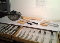 関の刃物・包丁の製造と釣具・自転車工具・自転車部品・チタン部品のOEM志津刃物製作所ショールーム