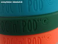 Gelassenheit-to-go-Armband Geschenk POD und POC Pfälzer Lebenslust