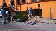 Transportes de Transformadores de energia en Ecatepec