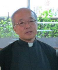 主任司祭矢野𠮷久
