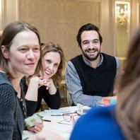 Photographie de team building, consolidation d'équipe avec Marie Deschene - Pakolla