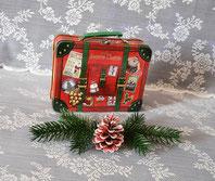 Weihnachtskoffer Dose