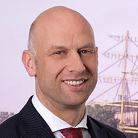 Dr. Jan-Peter Halves, CityInitiative Bremen Werbung e.V.