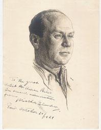 Mischa Elmann  violoniste  1929