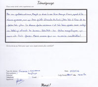 témoignage séance photo grossesse MD Photographies - Magali Deschamps