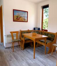 Ferienhaus am See - Essecke