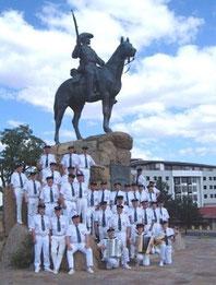 2004 Reiterdenkmal Windhoek, Namibia