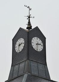 Clocheton de la mairie de Molliens-Dreuil