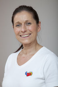 Yogalehrerin Andrea Jakubek