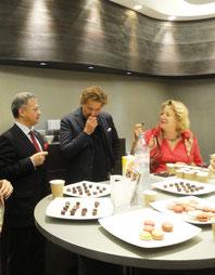 L'Ambassadeur défend sa fève de Cacao