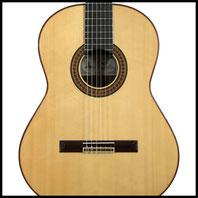 Guitare classique d'étude Paco Castillo Flamenca