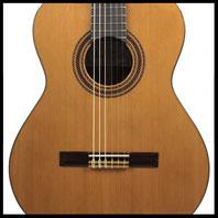 Guitare classique d'étude Paco Castillo 203, cèdre