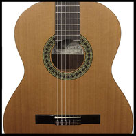 Guitare classique d'étude Paco Castillo 203, épicéa