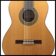 Guitare classique d'étude Paco Castillo 204, cèdre