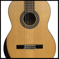 Guitare classique d'étude Kantare vivace C, cèdre