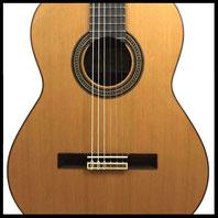 Guitare classique d'étude Paco Castillo 240, cèdre