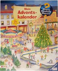 Ravensburger Adventskalender Wieso Weshalb Warum, Ravensburger Adventskalender
