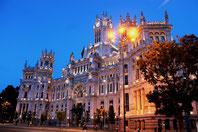 Madrid: Flug + 2 Ü. im Hotel Plaza Las Matas **** ab 190 €