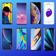 LTE Tarife mit großer Smartphone Auswahl von 1 & 1