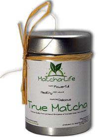 Bild: True Matcha, Matcha-Tee