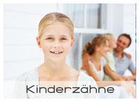 Gesunde Kinderzähne mit regelmässiger Prophylaxe, (© pixdeluxe - iStockphoto.com)