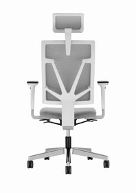 Bürostuhl Bürodrehstuhl Nowystyl 2ME 4ME Mesh Netzrücken + Kopf-Nackenstütze