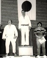 Udo Holtman - Landesmeister Jiu Jitsu 1987