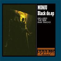MONJU - Black de.ep