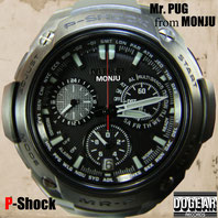 Mr.PUG from MONJU - P-Shock