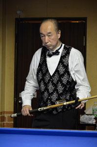 島田暁夫プロ(JPBF)