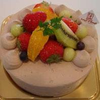生チョコ フルーツ