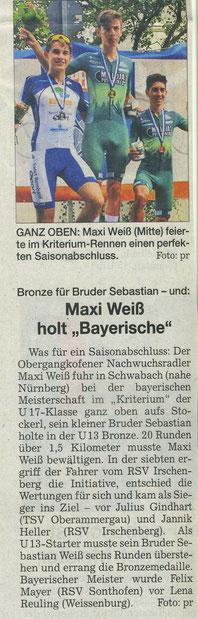 Quelle: Landshuter Zeitung 08.10.2021
